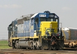 CSX 8015   